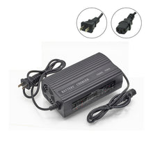 SLA BATTERY CHARGER - 36V 2A - 90-240 V/AC 47-63Hz