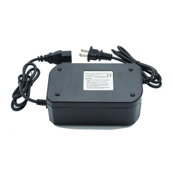 SLA BATTERY CHARGER - 36V 100-240 V/AC 50-60Hz