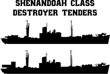 Shenandoah Class Destroyer Tender