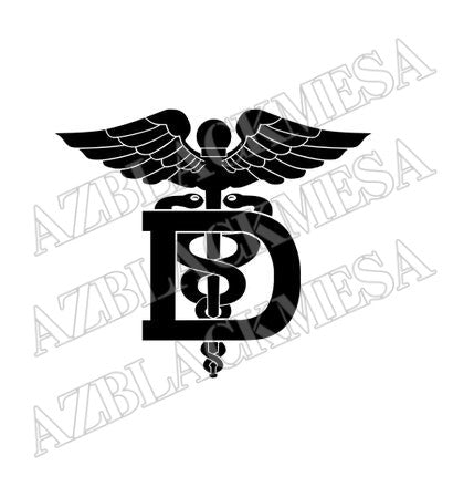 Dental Technician (DT) Rating Badge / Insignia