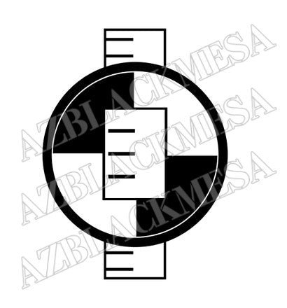 Engineering Aide (EA) Rating Badge / Insignia