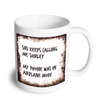Load image into Gallery viewer, Airplane mug - Don't take it personal