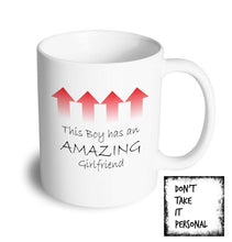 Load image into Gallery viewer, Amazing boyfriend/girlfriend mug - Don't take it personal