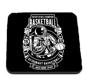 Astronaut Basketball coaster - Don't take it personal