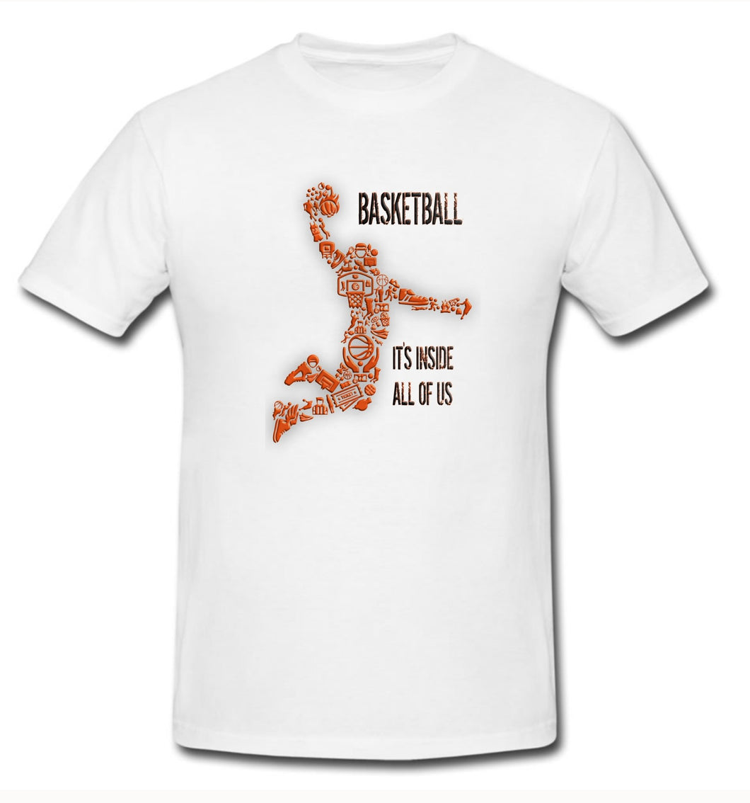 Basketball Player T-Shirt - Don't take it personal