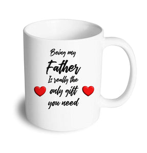 Being my relative gift mug - Don't take it personal