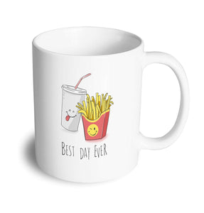Best Day Ever Mug - Don't take it personal