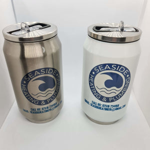 Born to Fish Double wall stainless steel can - Don't take it personal