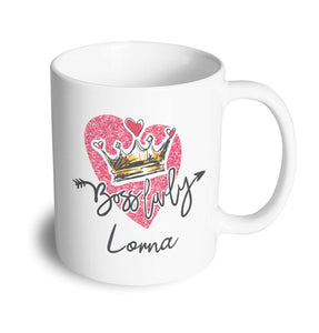 Boss Lady Mug - Don't take it personal