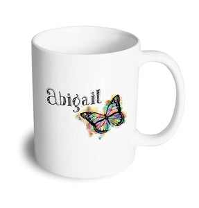 Butterfly mug - Don't take it personal
