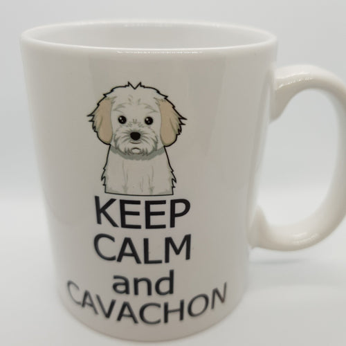 Cavachon Mug - Don't take it personal