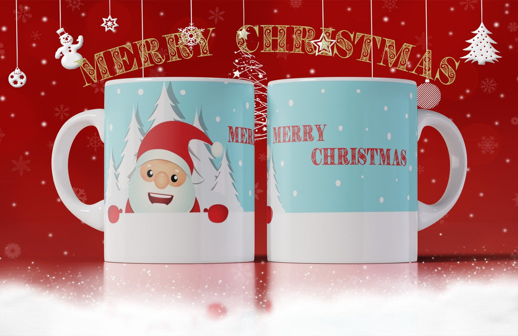 Christmas mountains Mug - Don't take it personal