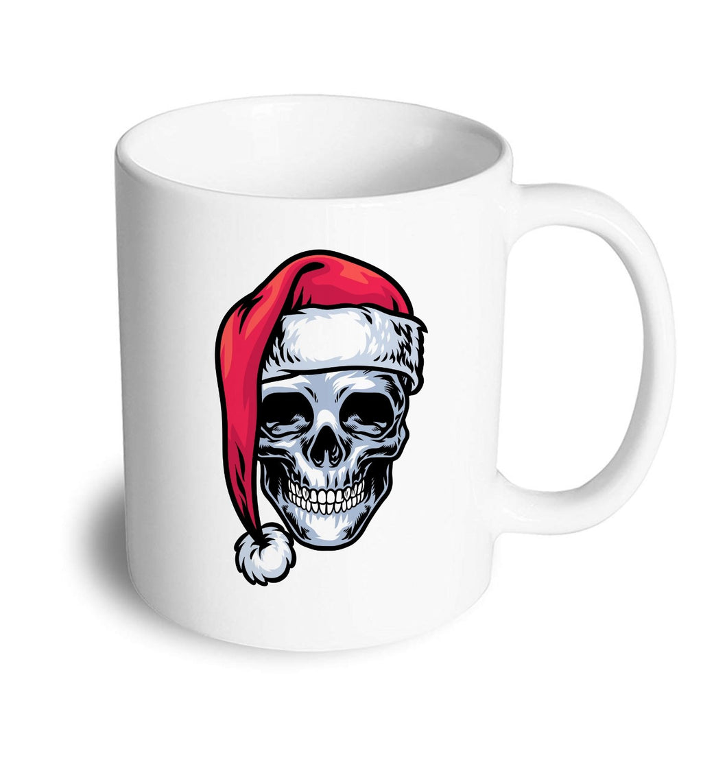 Christmas Skull Mug - Don't take it personal