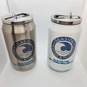 Count the Memories Double wall stainless steel can - Don't take it personal