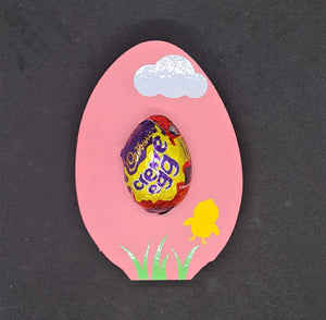 Easter egg creme egg holder - Don't take it personal