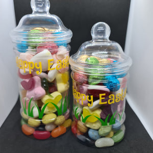 Easter sweet jar - small - Don't take it personal