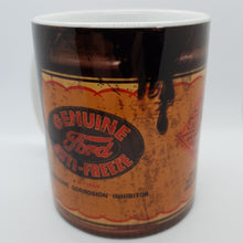 Load image into Gallery viewer, Ford oil can mug - Don't take it personal