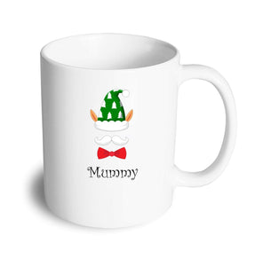 Funny face elf Christmas Mug - Don't take it personal