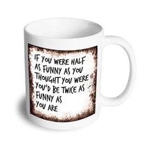 Load image into Gallery viewer, Good taste mug - Don't take it personal