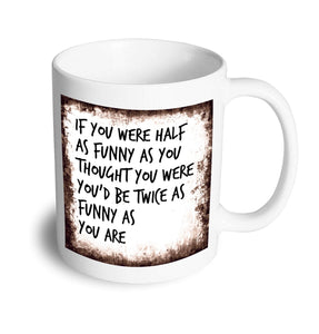 Good taste mug - Don't take it personal
