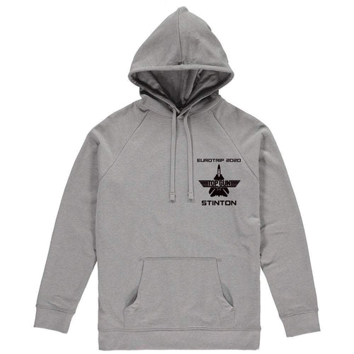 Grey hoodie - custom create your own - Don't take it personal