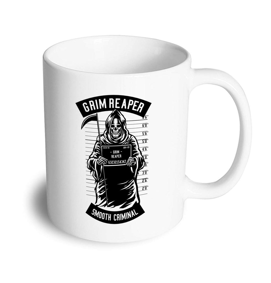 Grim Reaper Mug - Don't take it personal