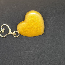 Load image into Gallery viewer, Heart resin keyring - Don't take it personal