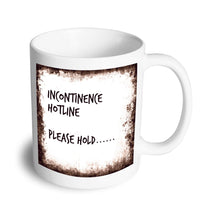 Load image into Gallery viewer, Incontinence mug - Don't take it personal