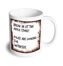 Load image into Gallery viewer, iwitnesses mug - Don't take it personal