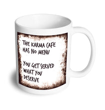Load image into Gallery viewer, Karma mug - Don't take it personal