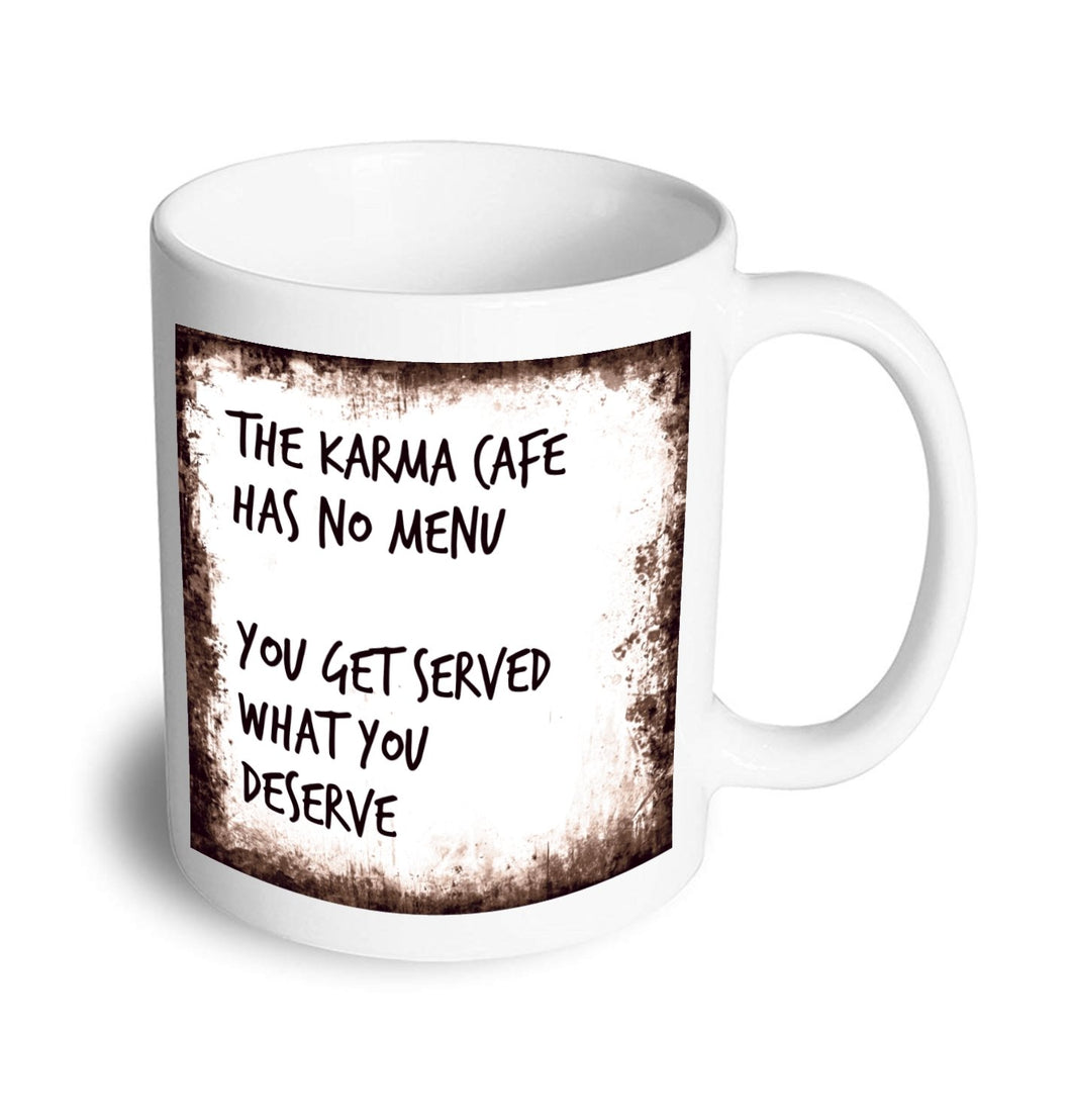 Karma mug - Don't take it personal
