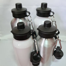 Load image into Gallery viewer, Keep it Retro Aluminium 600ml Water bottle - Don't take it personal
