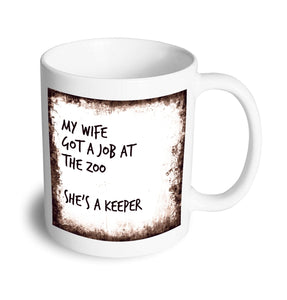Keeper mug - Don't take it personal