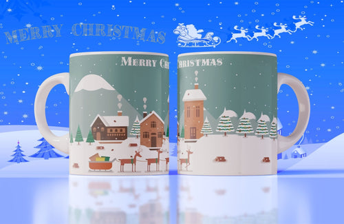 Lapland Christmas Mug - Don't take it personal