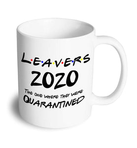 Leavers 2020 mug - Don't take it personal