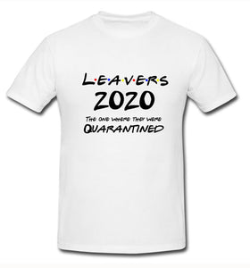 Leavers 2020 T-Shirt - Don't take it personal