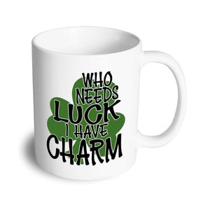 Lucky Mug - Don't take it personal