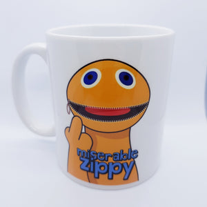 Miserable Zippy Mug - Don't take it personal