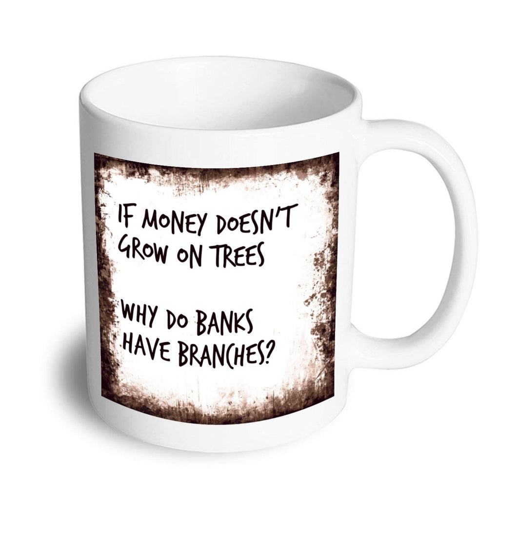 Money tree mug - Don't take it personal