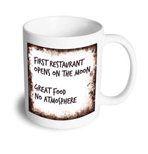 Load image into Gallery viewer, Moon restaurant mug - Don't take it personal