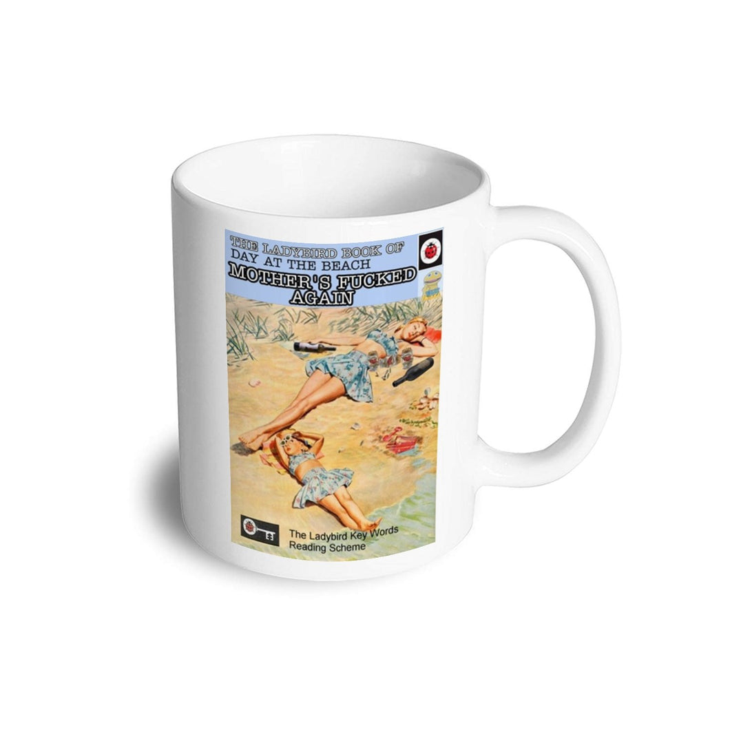 Mother Ladybird book Mug - Don't take it personal