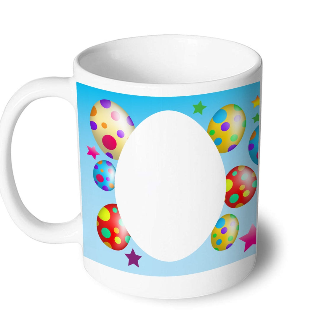Personalised Easter mug - Don't take it personal