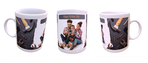 Personalised Father's Day mug - Don't take it personal