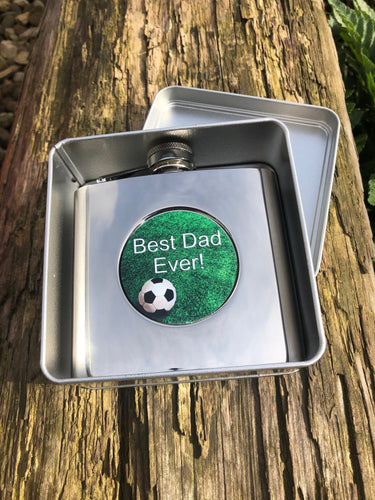 Personalised Hip flask - Don't take it personal