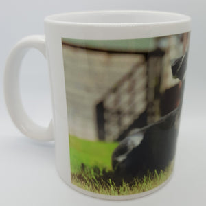 Personalised Photo mug - Don't take it personal