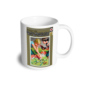 Play Ladybird book Mug - Don't take it personal