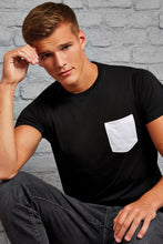 Load image into Gallery viewer, Pocket T-shirt - Don't take it personal