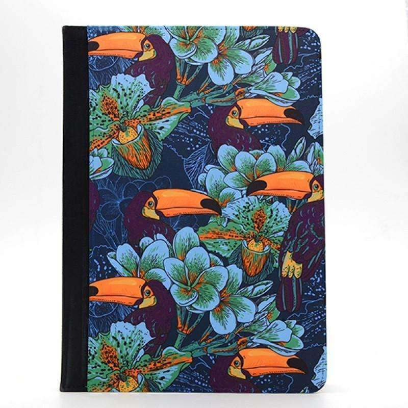 PU Leather iPad Flip case - personalised - Don't take it personal