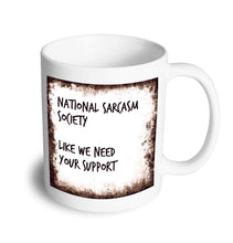 Load image into Gallery viewer, Sarcasm mug - Don't take it personal