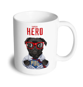 Super Pug mug - Don't take it personal